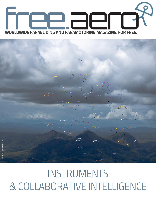 INSTRUMENTS & COLLABORATIVE INTELLIGENCE by Free Aero Voler