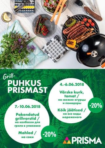 a6e3b2c884b Lasnamäe Prisma pakkumised (01.06-10.06.2018) by Prisma Peremarket ...