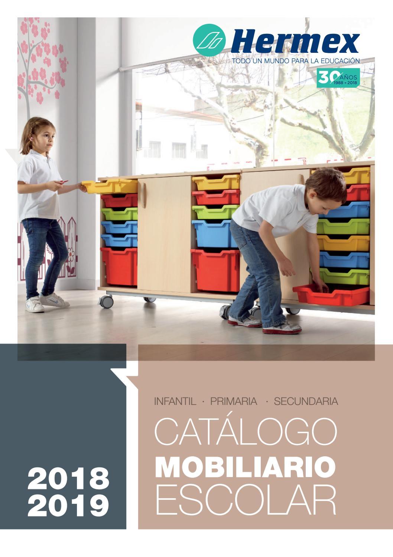 Mobiliario Escolar de Infantil, Primaria y Secundaria 2018 ...