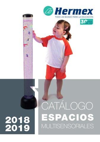 Catálogo Aulas Multisensoriales 2018-2019 by Hermex - issuu 3af5c650b1ed5