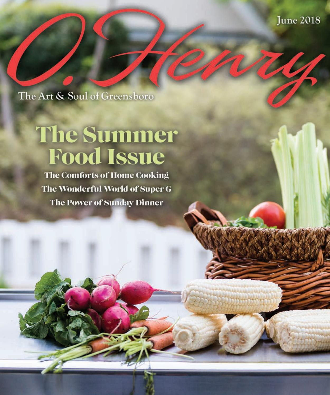 June O Henry 2018 By O Henry Magazine Issuu
