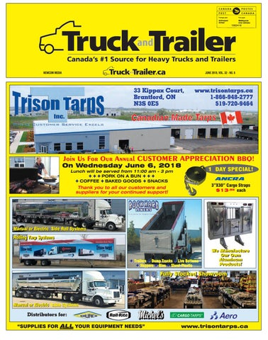 truck and trailer june 2018 by annex business media issuu
