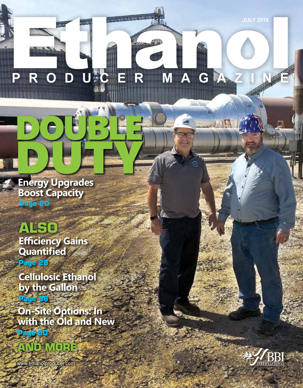 2018 July Ethanol Producer Magazine by BBI International - issuu