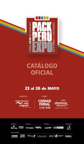 3bf84e682 Catálogo Pack Perú Expo by Grupo G-Trade - issuu