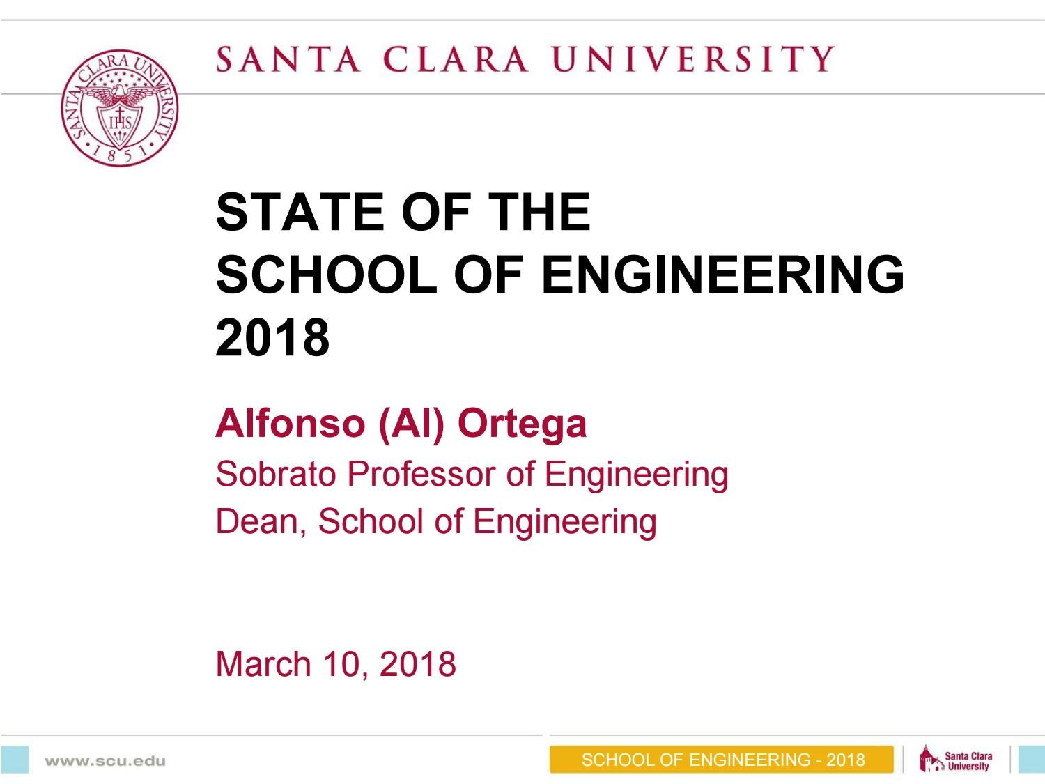 2018 State of the School by School of Engineering - issuu