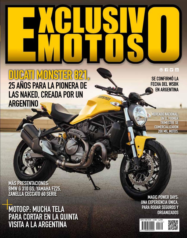 319891c8074 EXM 170 - Mayo 2018 by Exclusivo Motos - issuu
