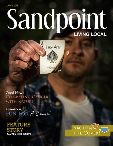 June 2018 Sandpoint Living Local