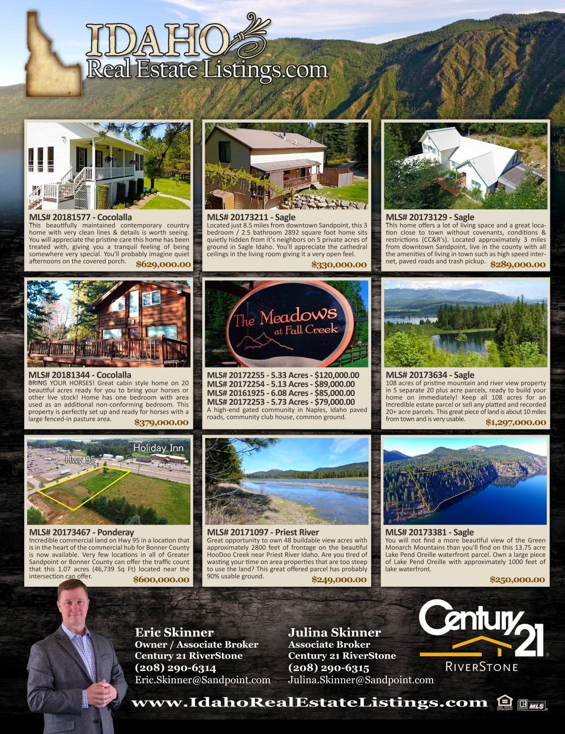 June 2018 Sandpoint Living Local by Living Local 360 - issuu