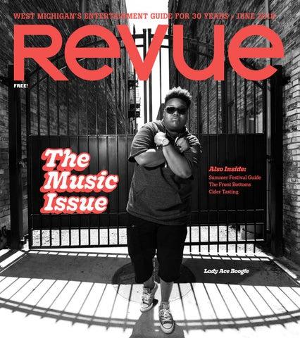 3ee6258286991 Revue Magazine, May 2018 by Revue Magazine - issuu