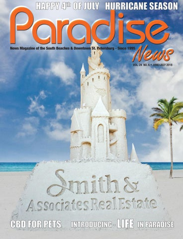 June/July 2018 Issue of Pardise News Magazine by