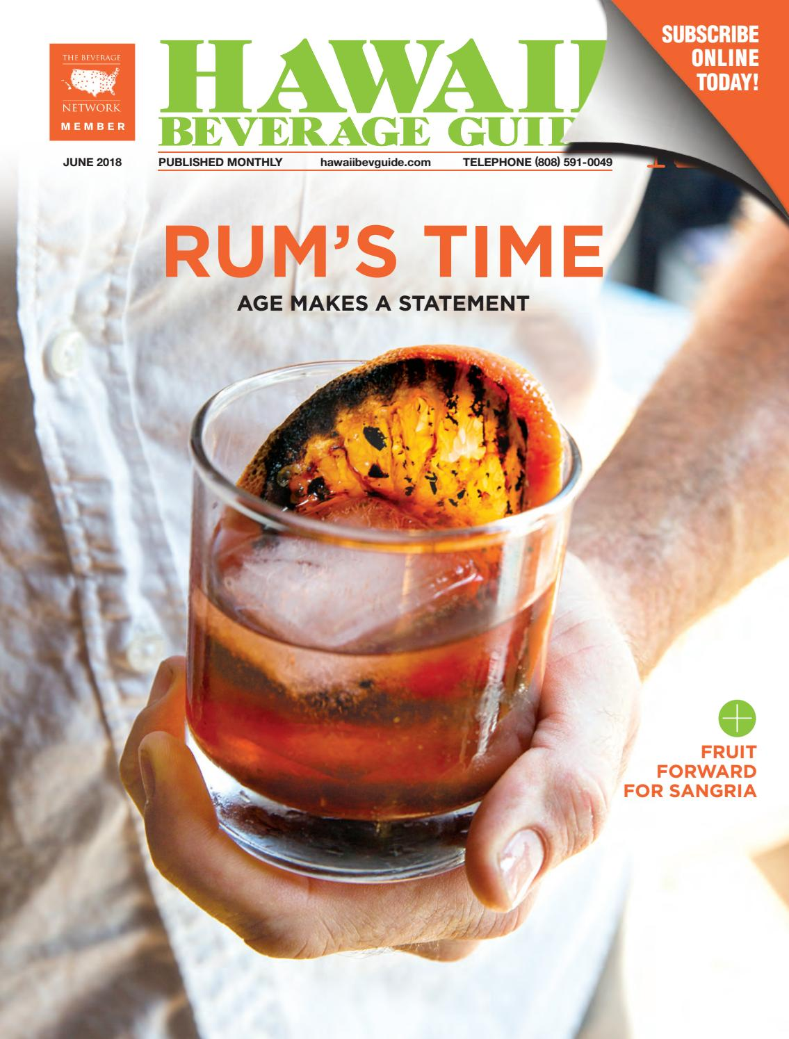 dd67d664e4 My 2018Hawaii Beverage Guide by Hawaii Beverage Guide - issuu