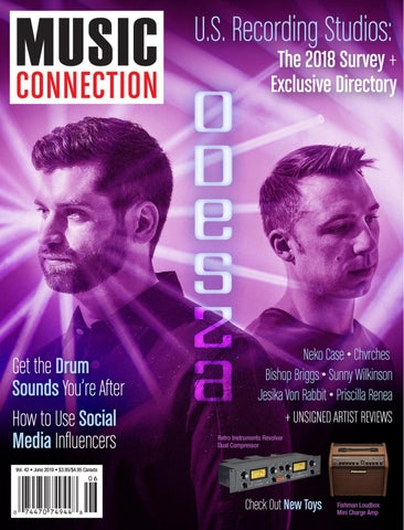 f02138634ad7 Music Connection June 2018 by Music Connection - issuu
