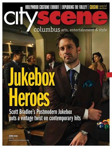 05b4230004c5 CityScene Magazine June 2018 by CityScene Media Group - issuu