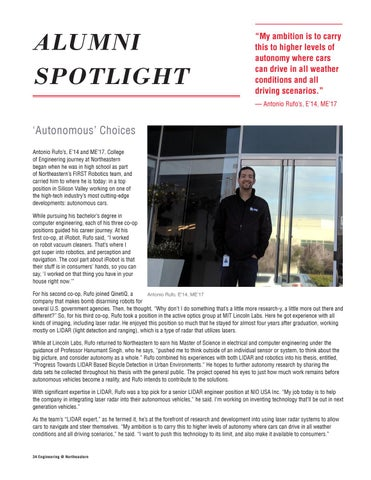 Page 36 of Spotlight on Philanthropy