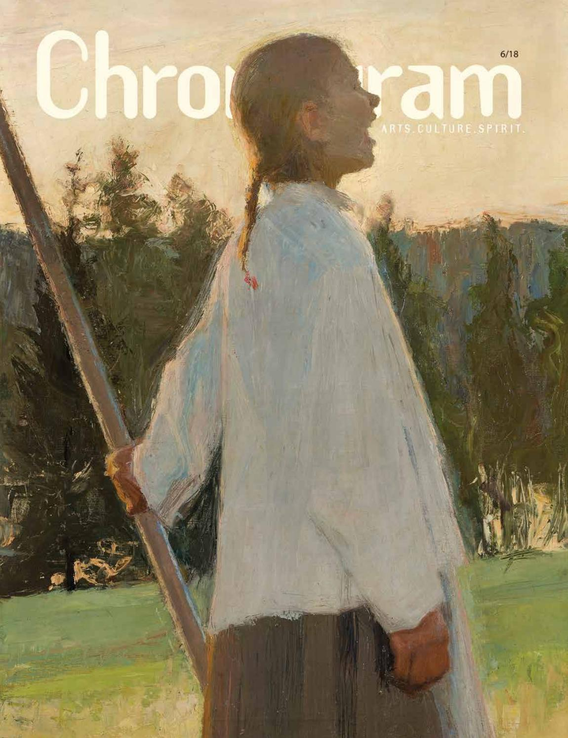 Chronogram June 2018 by Chronogram - issuu