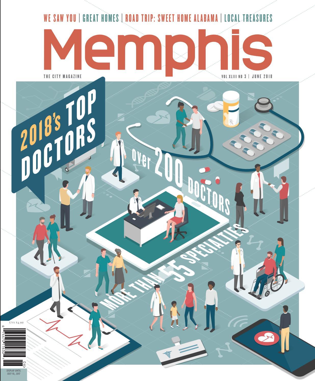 Memphis magazine, June 2018 by Contemporary Media - issuu