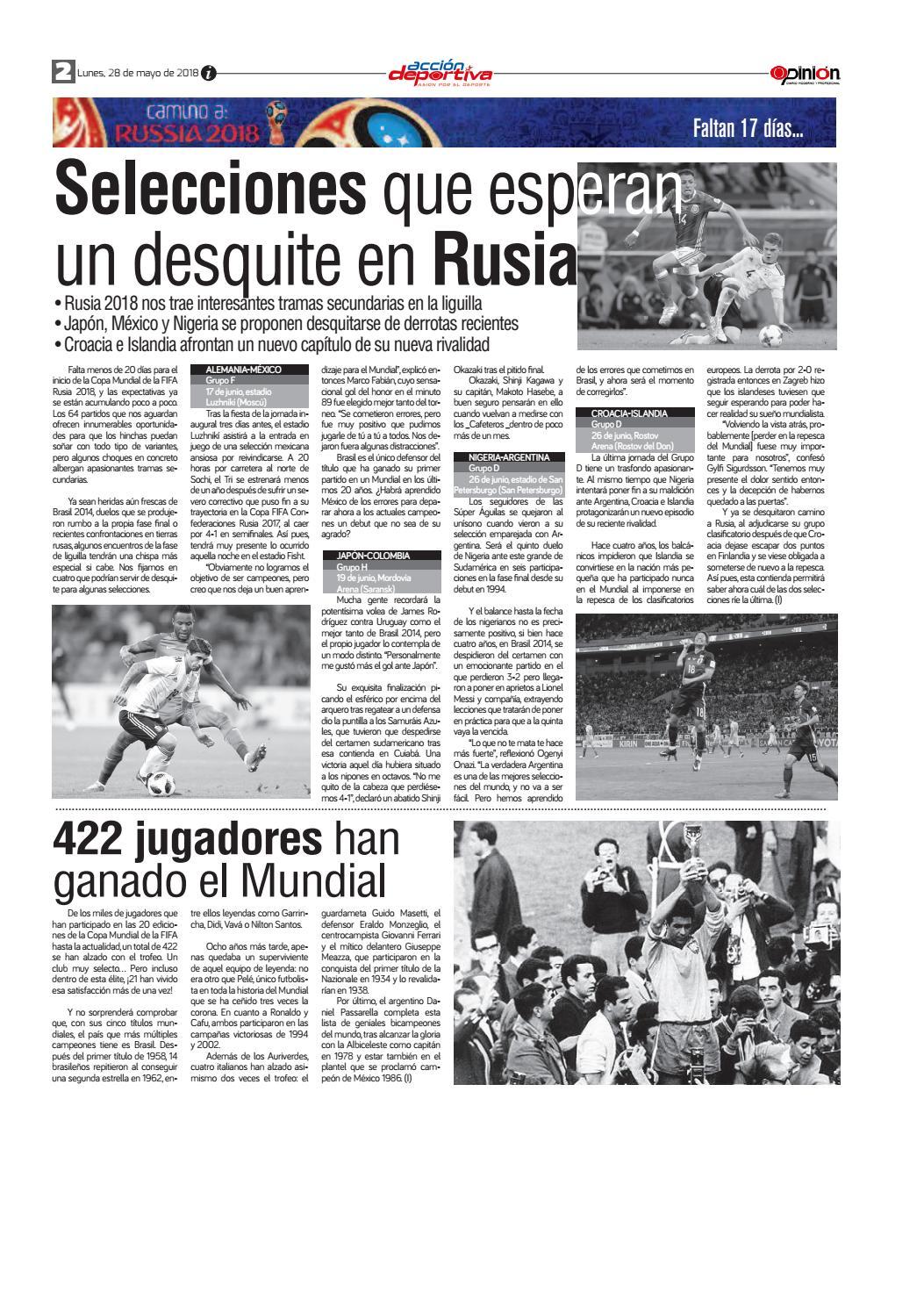Impreso 28 04 18 by Diario Opinion - issuu