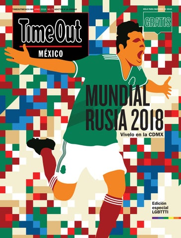 Time Out México junio 2018 by Time Out México - issuu 4077bfc5b1c