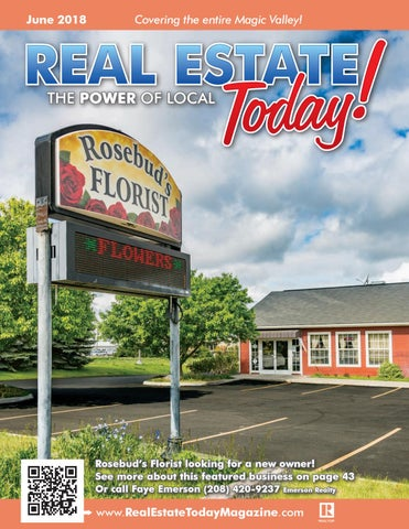 Real Estate Today June 2018 by Blip Printers - issuu