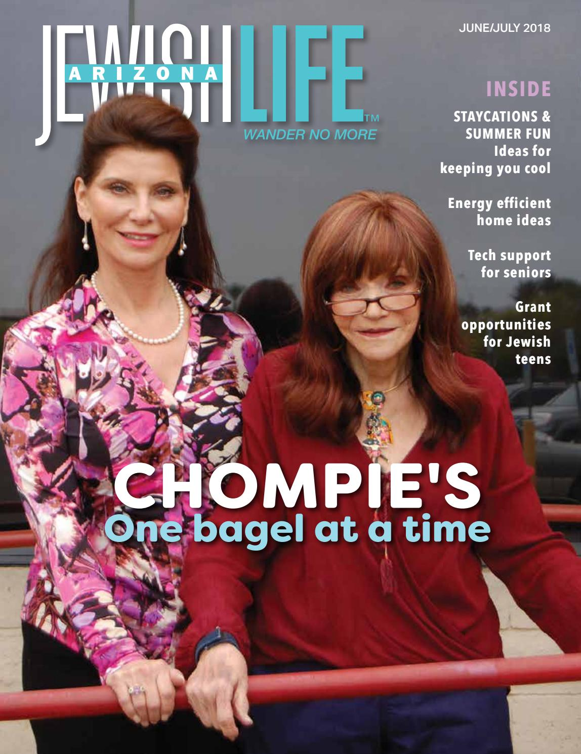 fe9a586612 Arizona Jewish Life June July 2018 Vol. 6 Issue 9 by JewishLifeMagazine -  issuu