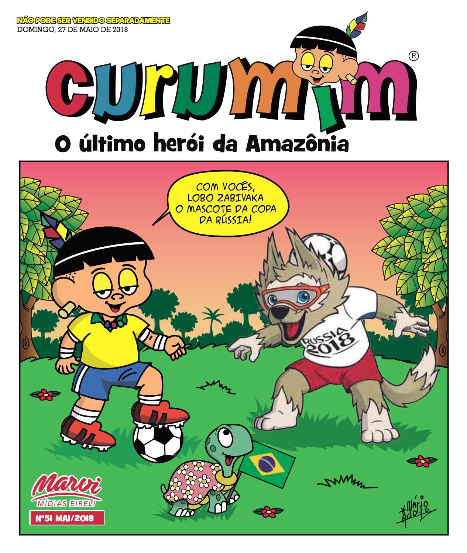 Curumim Copa By Victor Rodrigues Da Costa Issuu