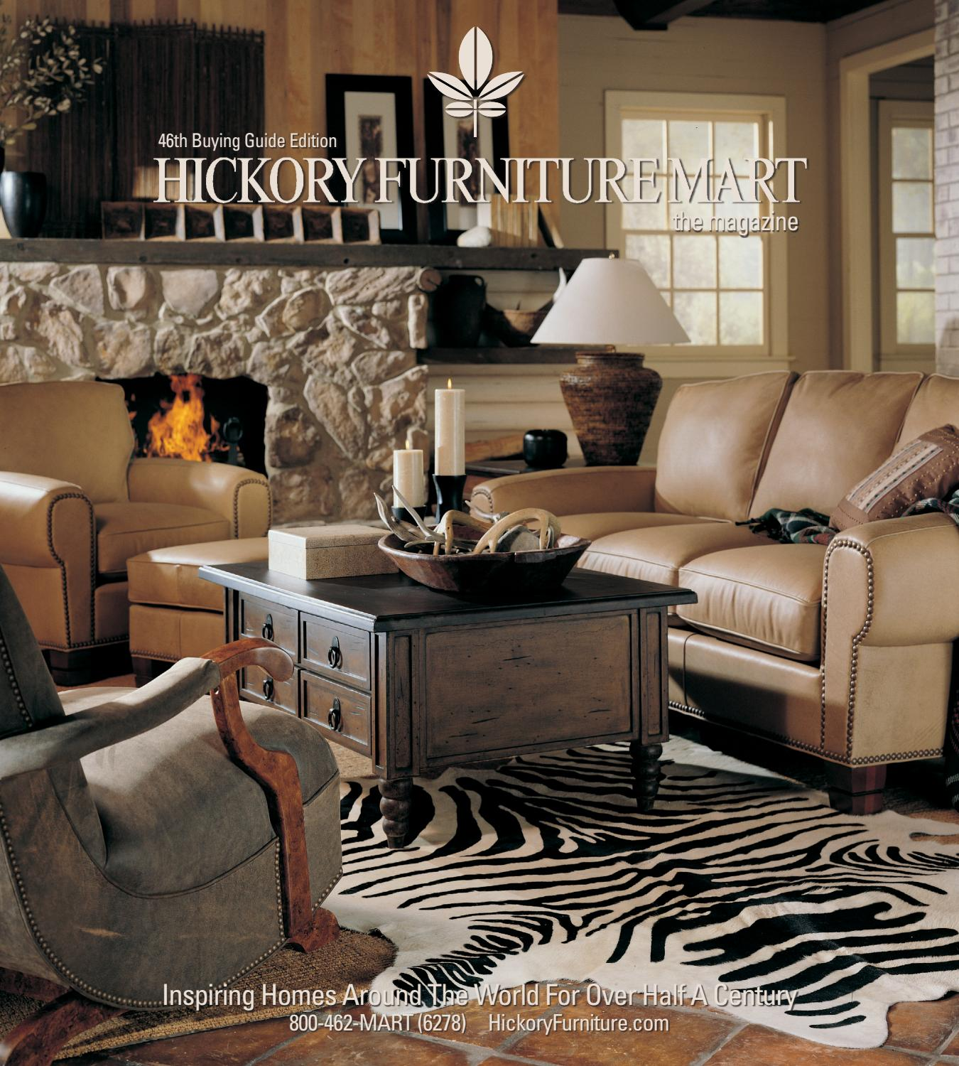Hickory Furniture Mart Buying Guide 2018 by Hickory Furniture Mart