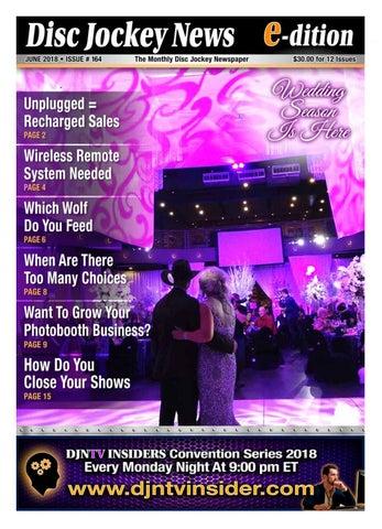 Disc Jockey News June 2018 Print Edition by Disc Jockey News - issuu