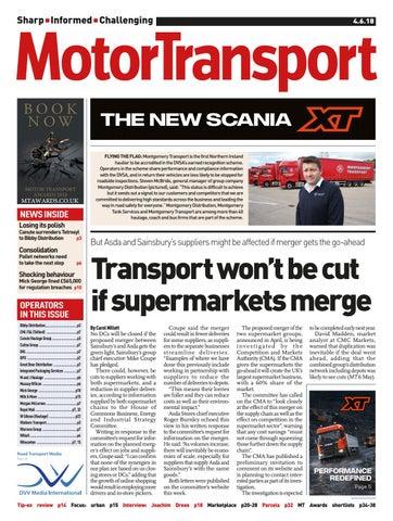 Motor Transport 4 June 2018 By Motor Transport Issuu