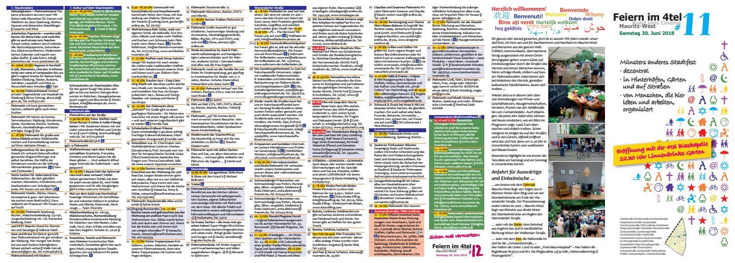 2e0345a18863 11. Feiern im 4tel - 4tel Fest in Mauritz-West by Cinema Filmtheater - issuu