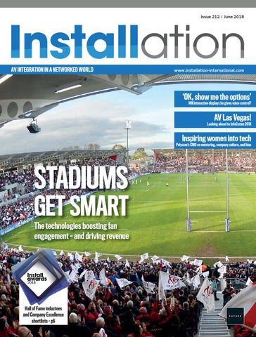 Installation June 2018 Digital Edition by Future PLC - issuu