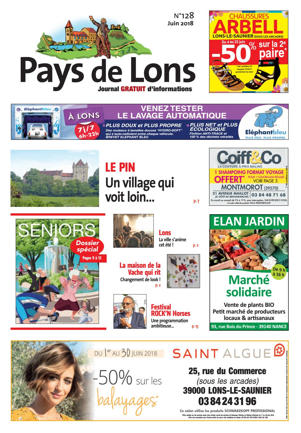 6ef3c9b3e882a3 Pays de Lons 128 by PAOH - issuu