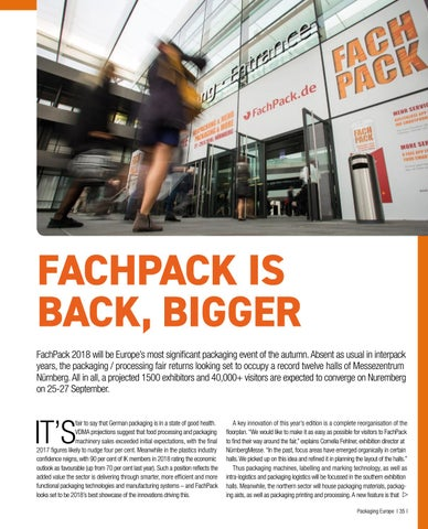 Page 37 of FACHPACK IS BACK, BIGGER