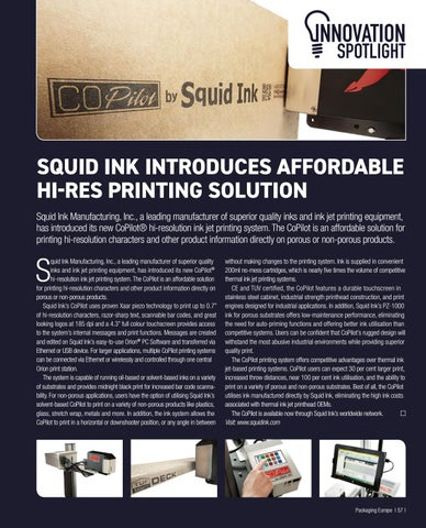 Page 59 of SQUID INK INTRODUCES AFFORDABLE HI-RES PRINTING SOLUTION