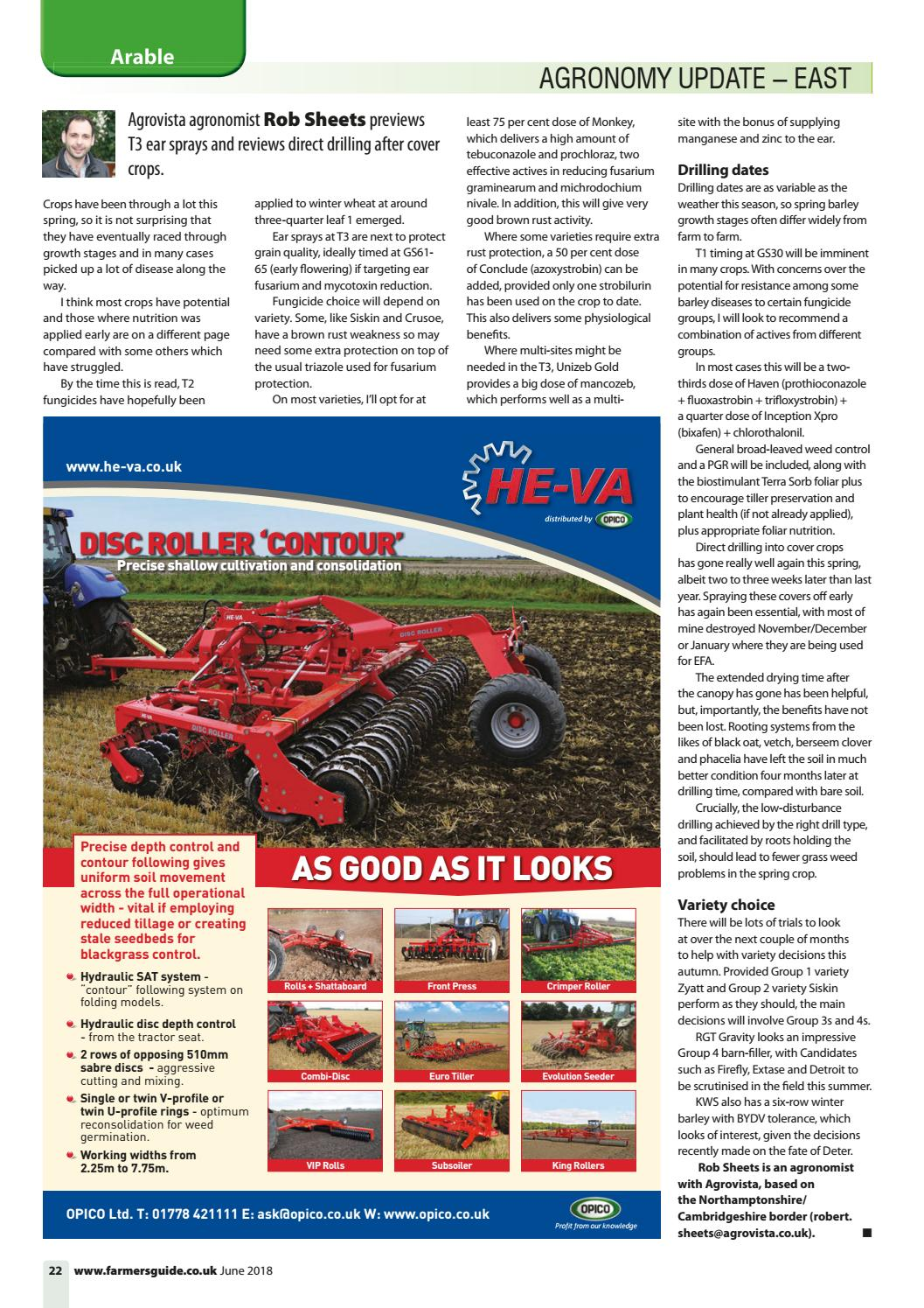 Farmers Guide June 2018 by Farmers Guide - issuu
