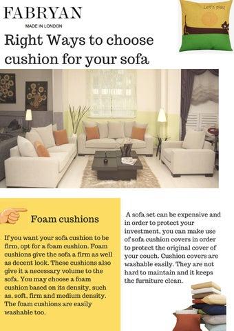 Designer Sofa Cushions For At
