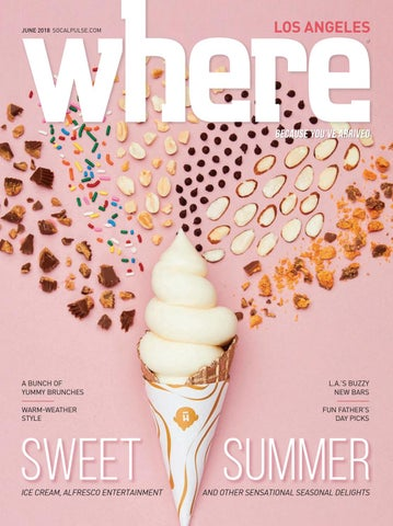 Where Magazine Los Angeles June 2018 by Morris Media Network - issuu f7acfb2ad20c8