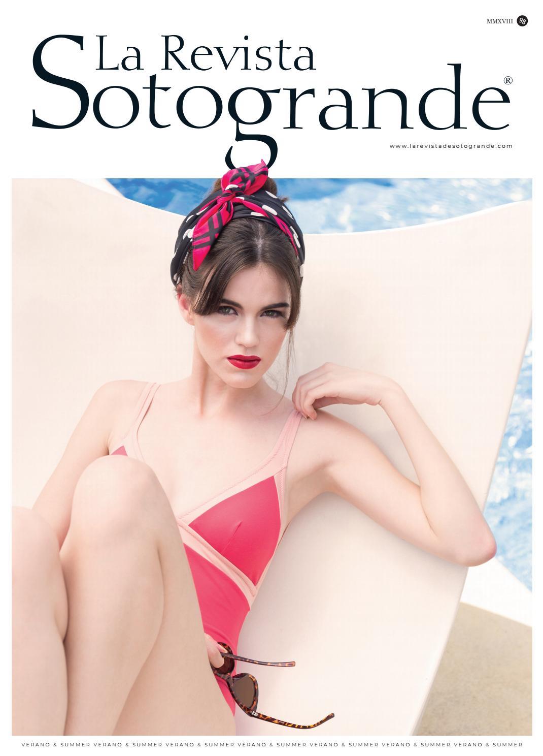 La Revista de Sotogrande 98 by HCP GROUP SOTOGRANDE - issuu