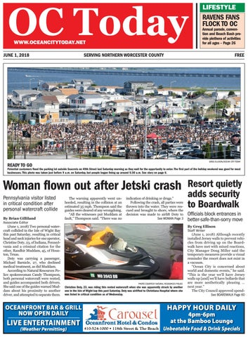 6/1/18 Ocean City Today by ocean city today - issuu