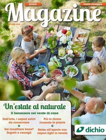 Dichio Mobili Da Giardino.Magazine Dichio Estate 2018 By Giovanni Dichio Issuu