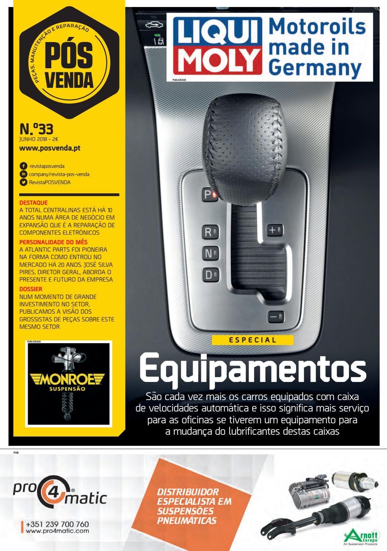 Revista Pós-Venda 33 by Revista Pós-Venda - issuu f4d687fe13