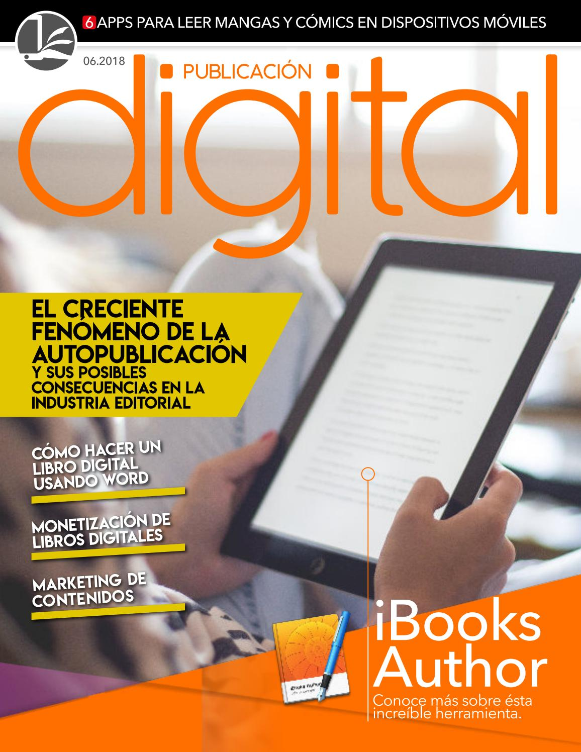 Publicación Digital - Edición iBooks Author by digital-editorial - issuu
