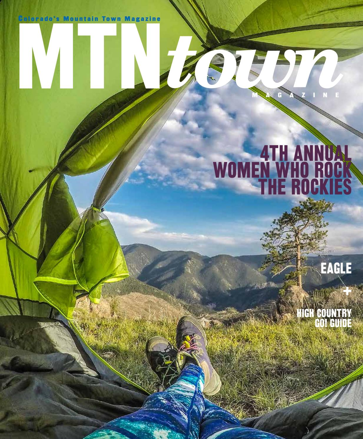 MTN Town Magazine - Spring/Summer 2018 Issue by Mountain