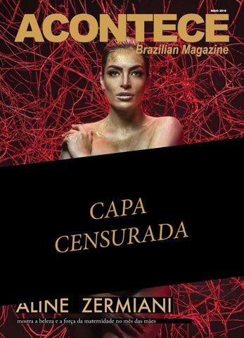 Acontece Magazine - Edição Maio 2018 by Acontece Brazilian Magazine ... a37813e5ebf