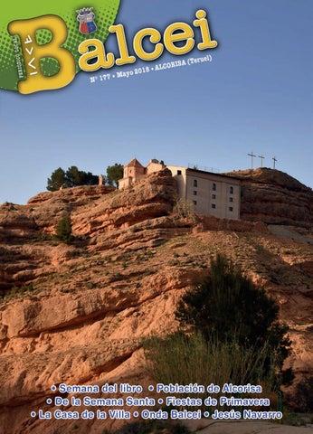 5180ff0df2 Balcei 177 web by Balcei Peródico local de Alcorisa - issuu