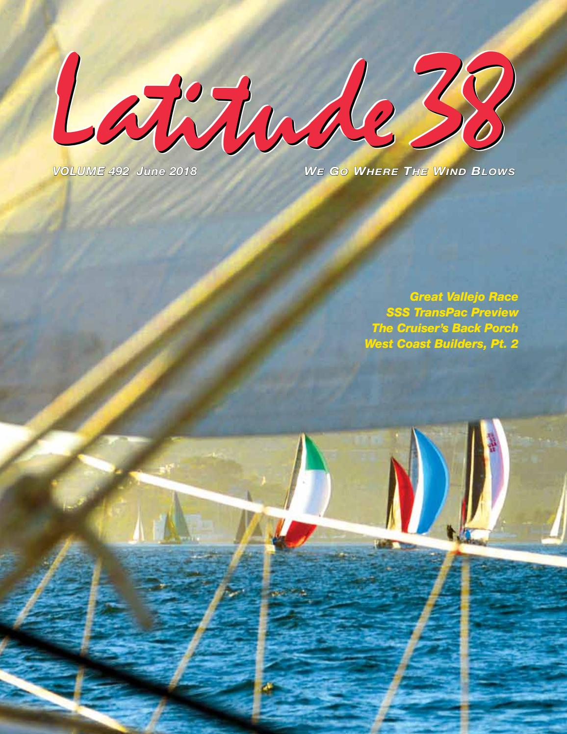 Latitude 38 June 2018 By Media Llc Issuu Canary Chirp Generator Electronic Circuits And Diagramelectronics