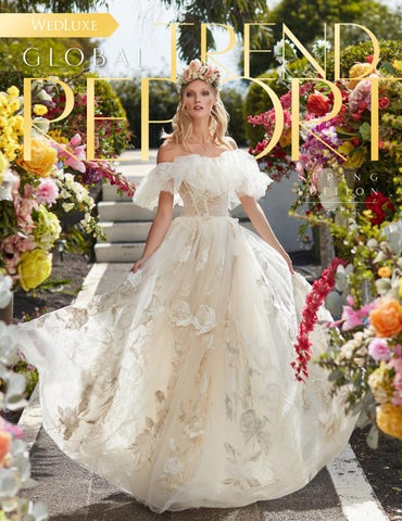 WedLuxe Global Trend Report Spring 2018 *DIGITAL EDITION*