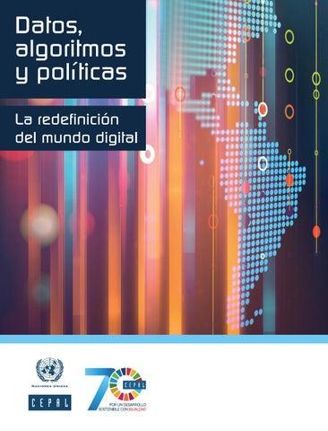 b597999850 Datos, algoritmos y políticas: la redefinición del mundo digital ...
