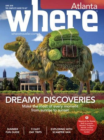 5a8de1051020 Where Magazine Atlanta June 2018 by Morris Media Network - issuu