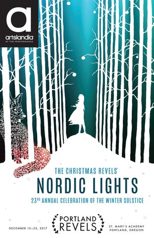 Nordic Lights Portland Revels By Artslandia Issuu