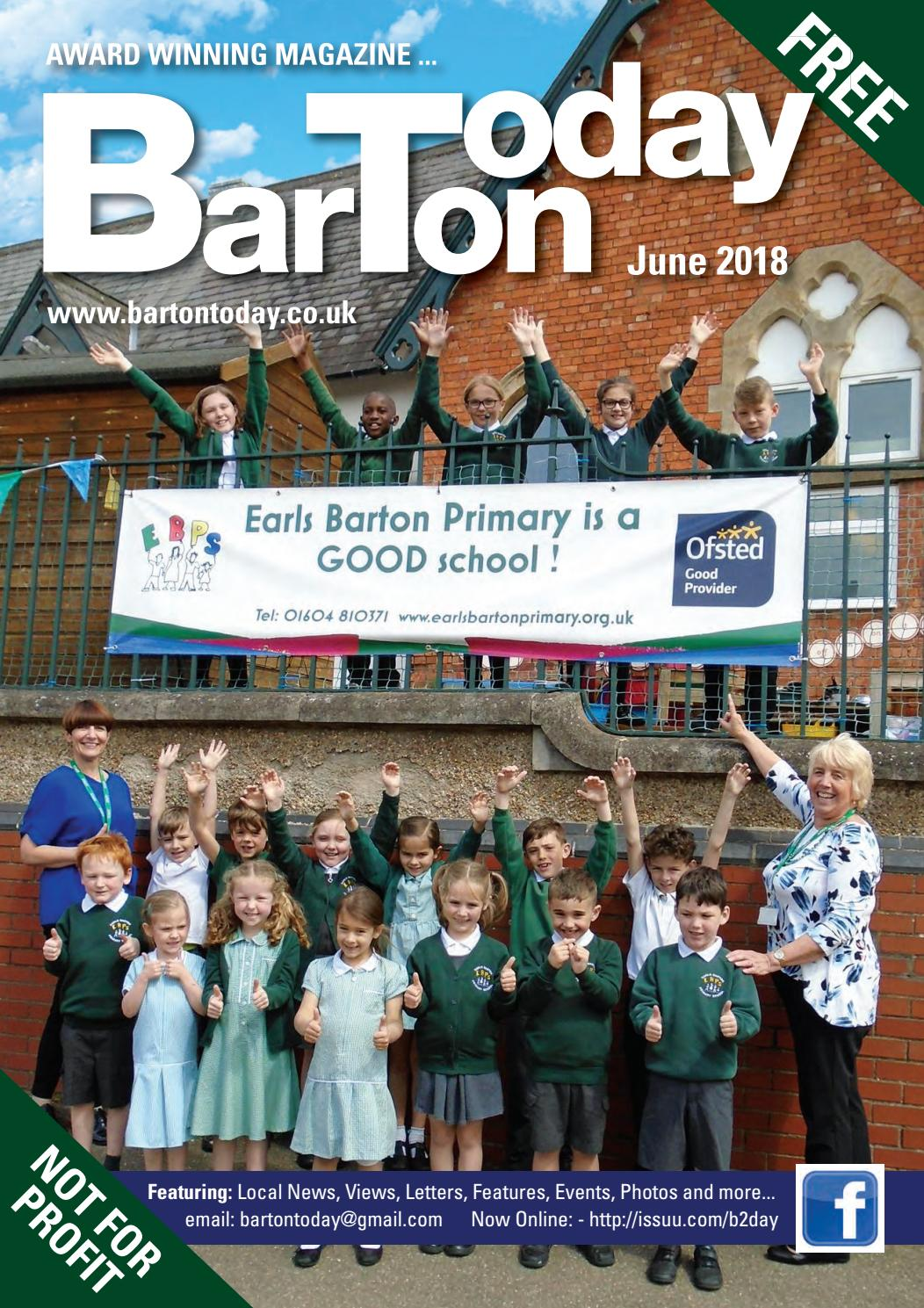 B2DAY JUNE 2018 by Barton Today - issuu